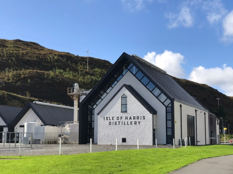 Isle of Harris Distillery