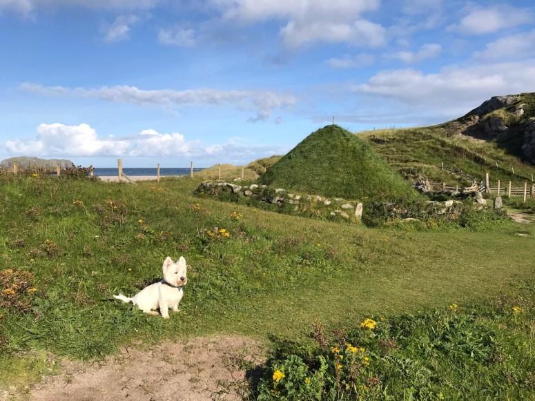Iron Age House, Great Bernera