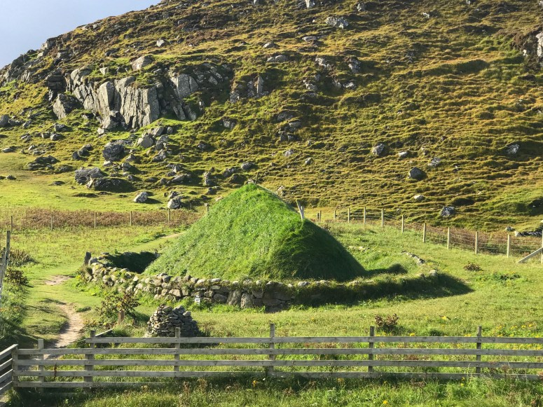Bosta Iron Age House, Great Bernera