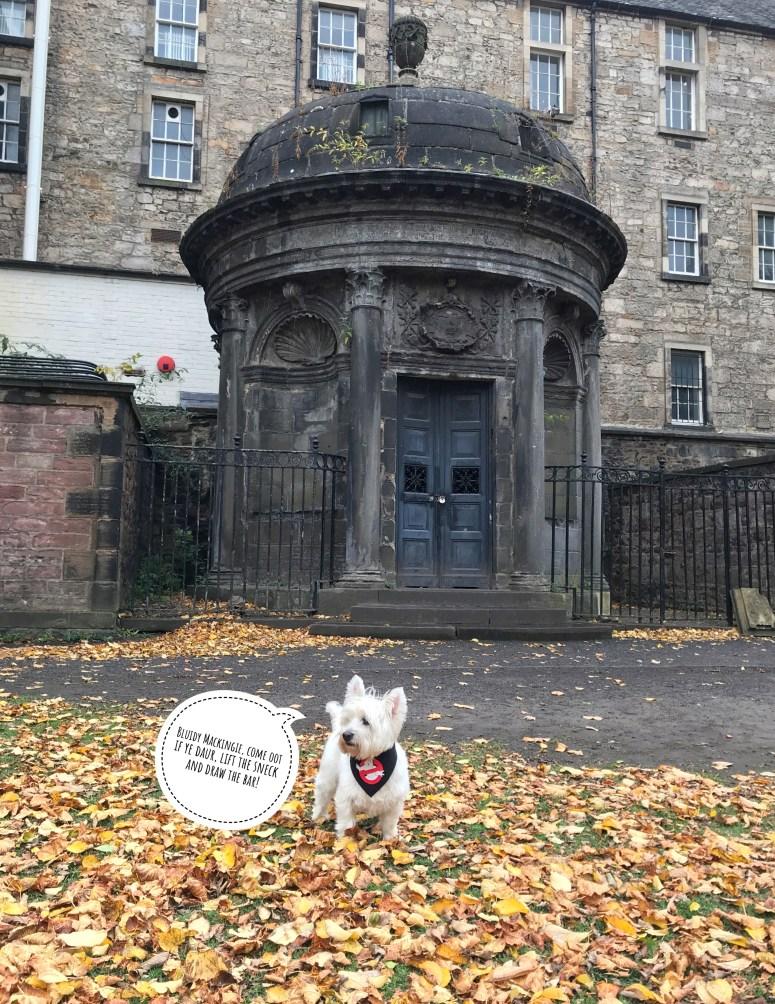 Haunted Edinburgh