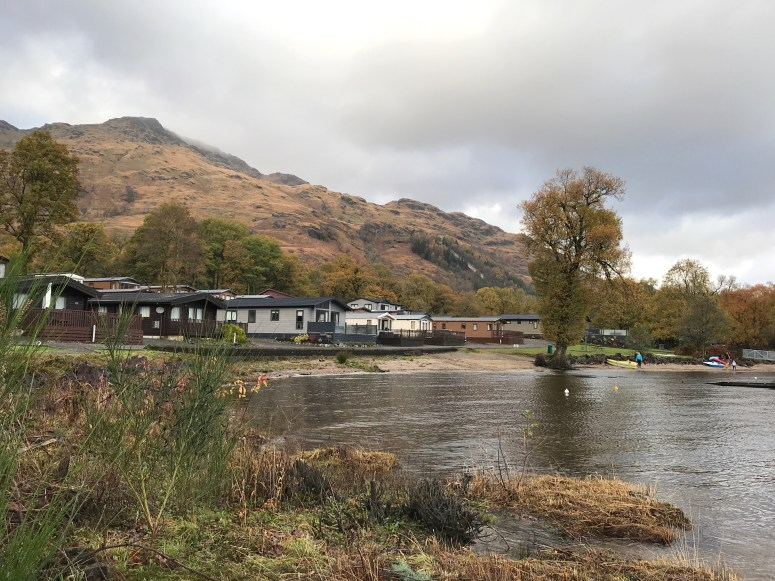 Loch Lomond Holiday Park, Argyll Holidays