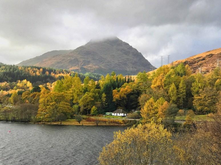 View from An Ceann Mòr, Loch Lomond
