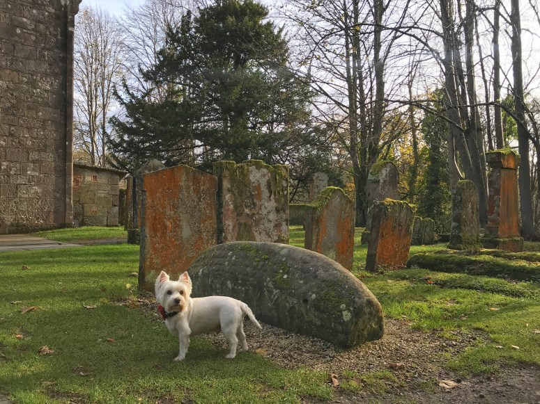 Hogback stone, Luss
