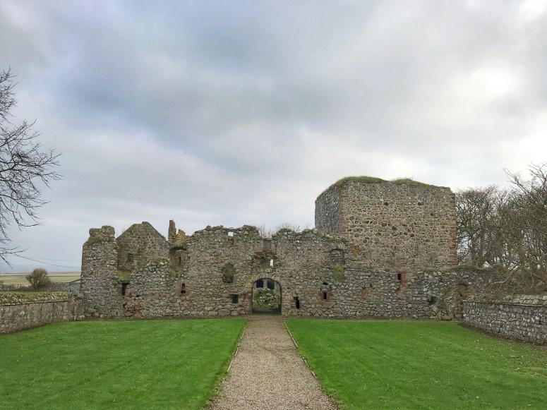 Pitsligo Castle, Rosehearty