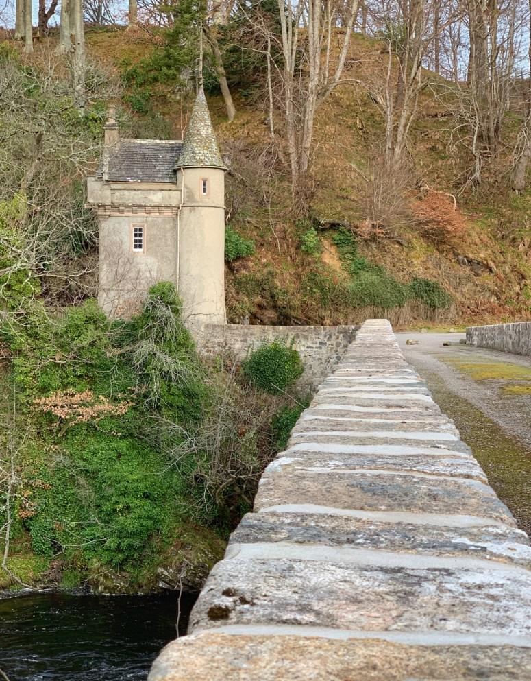 Ballindalloch Castle, Moray