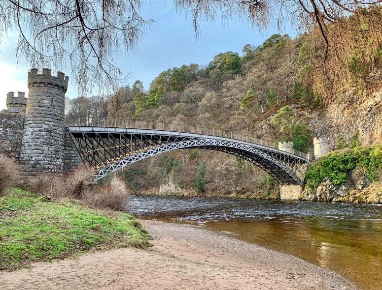 Craigellachie Bridge, Craigellachie