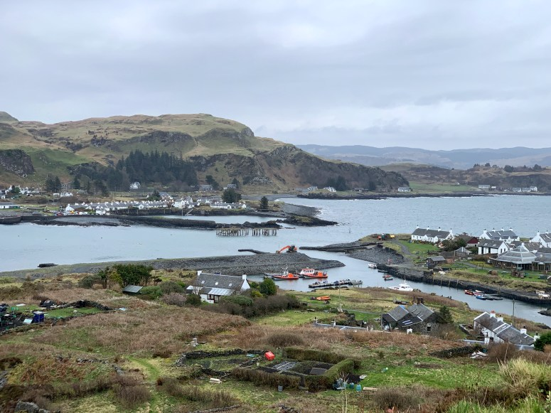 High Hill, Easdale