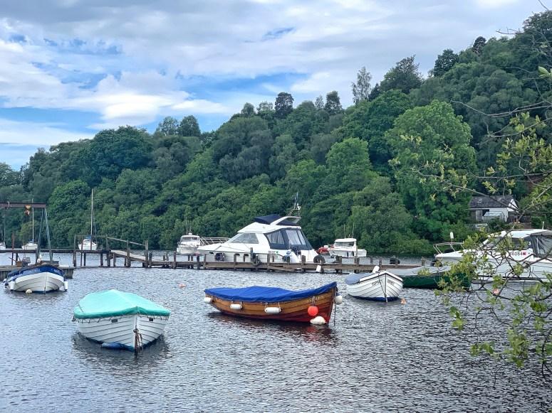 Balmaha, Loch Lomond & The Trossachs National Park