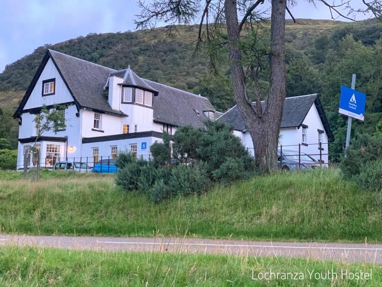 Lochranza Youth Hostel, Hostelling Scotland