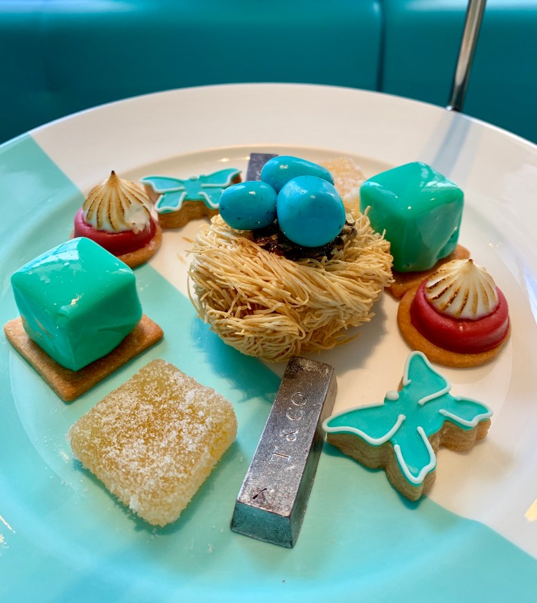 Tiffany & Co, Blue Box Cafe