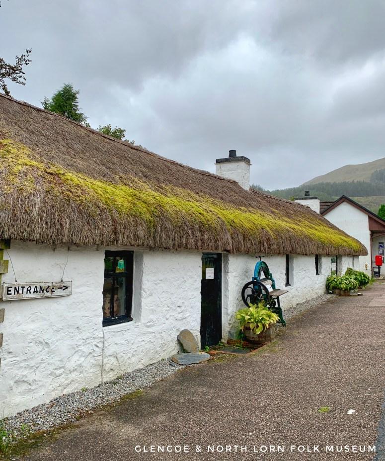Glencoe & North Lorn Folk Museum