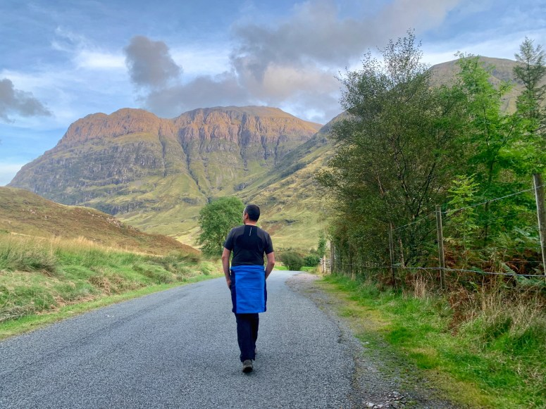 Scottish travel blog