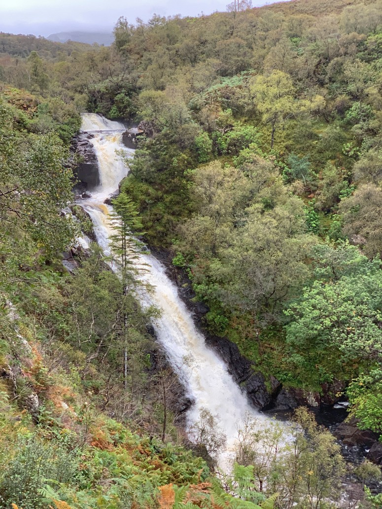 Inchree Waterfalls Trails