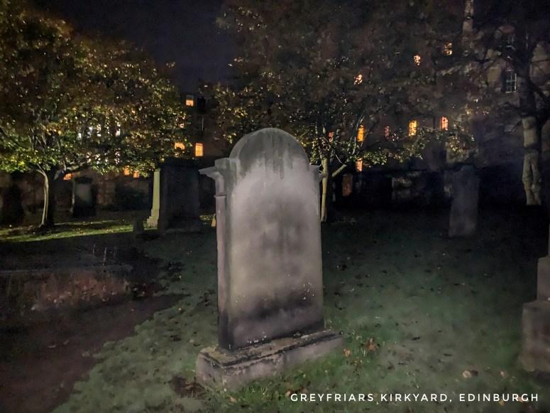Edinburgh Haunted History Tour