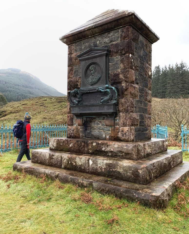 Lauder Monument Argyll