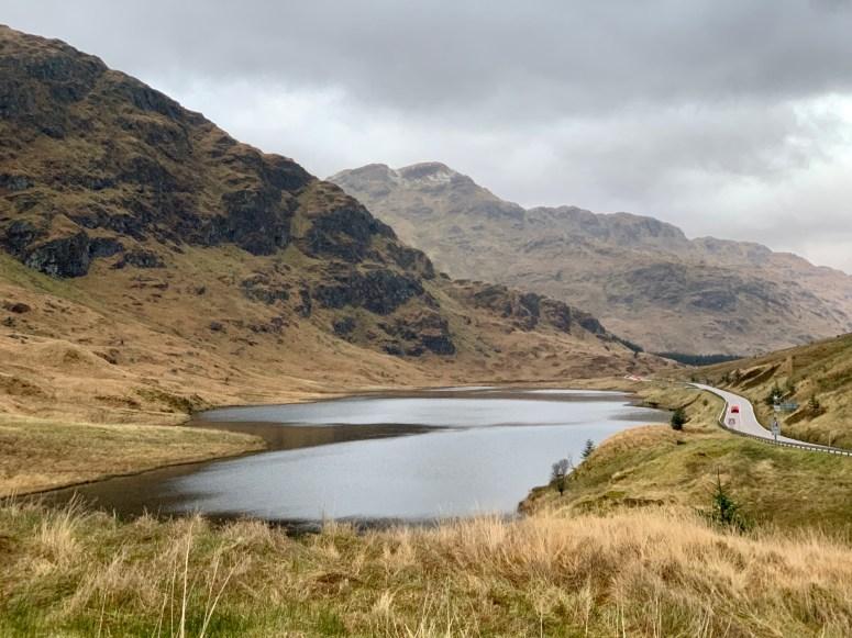 Loch Restil, Argyll