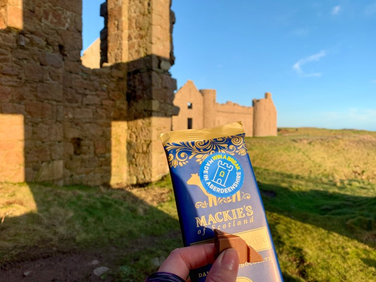 New Slains Castle, Aberdeenshire