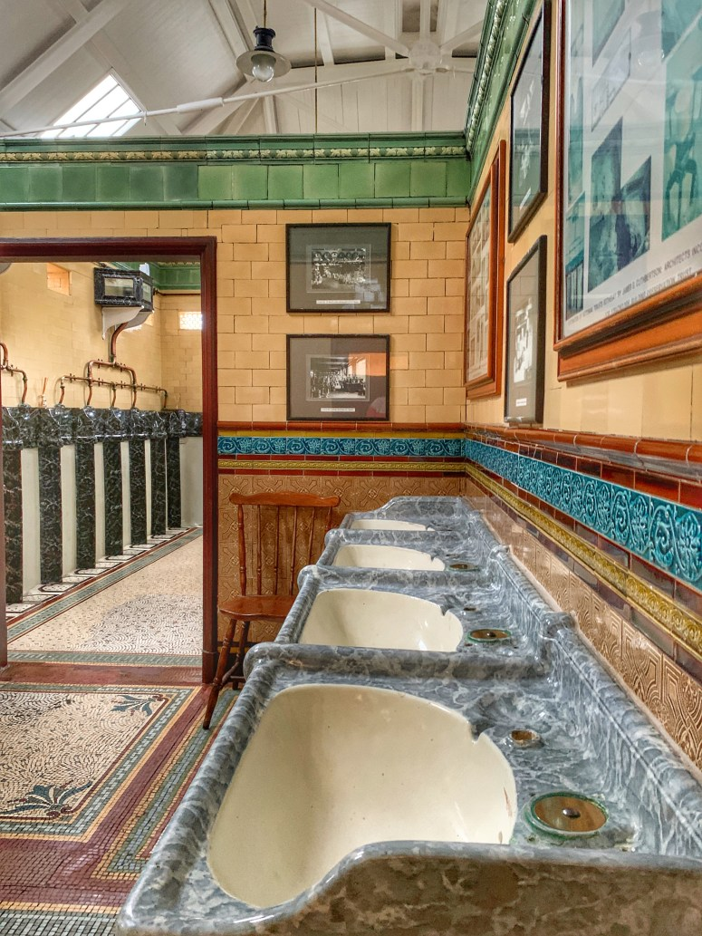 Victorian toilets Rothesay
