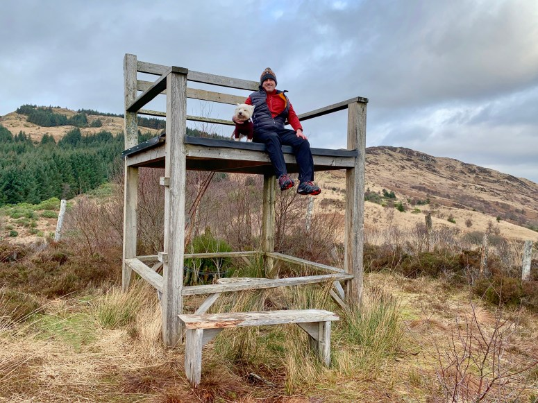 Big Chair Tighnabruaich
