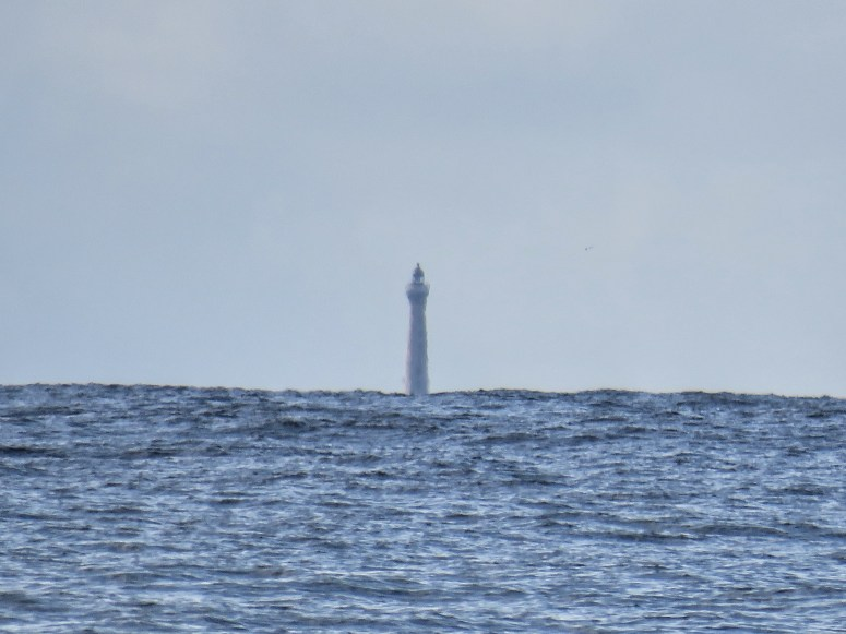 Skerryvore Lighthouse seen from Tiree