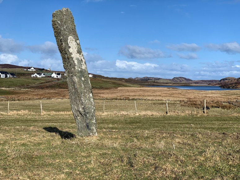 Standing stones, Isle of Colonsay