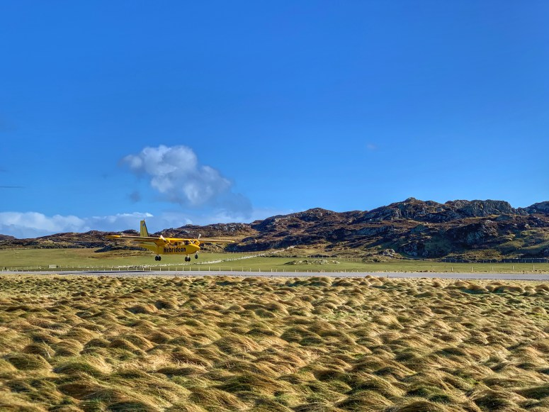 Isle of Colonsay airstrip