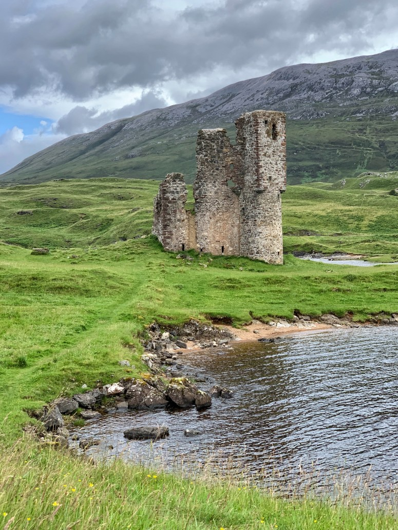 Ardvreck Castle, things to do Lochinver
