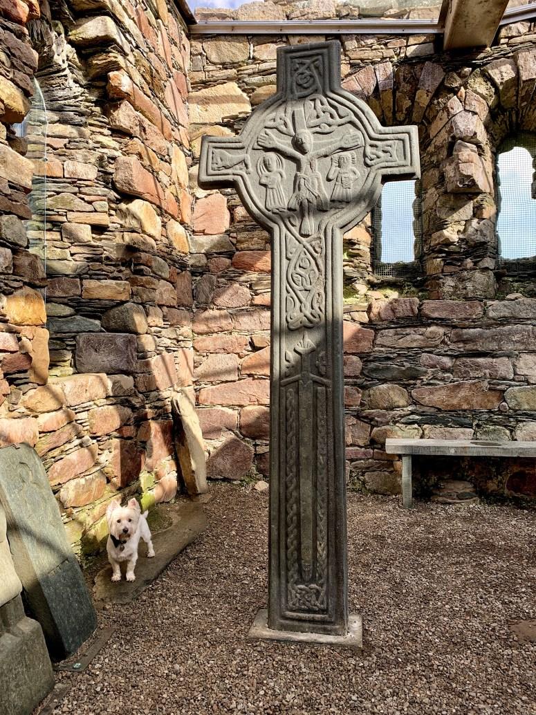 MacMillan Cross, Kilmory Knap Chapel