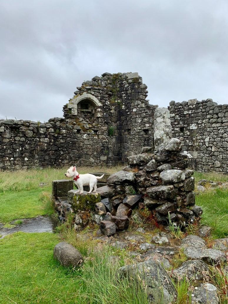 Loch Doon Castle, Galloway Forest Park