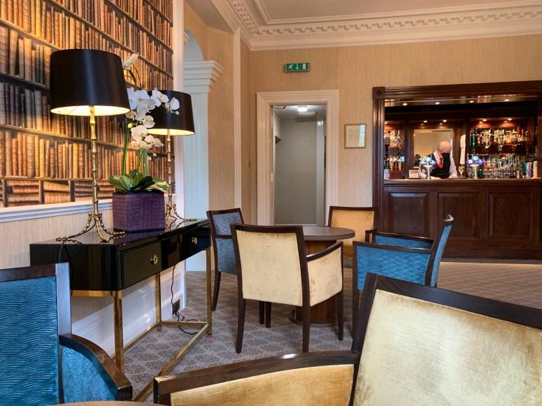 A hotel break in Fife, Garvock House Hotel