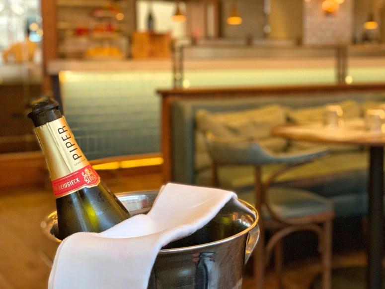 Brasserie Prince, The Balmoral