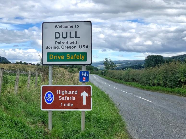 Dull, Perthshire