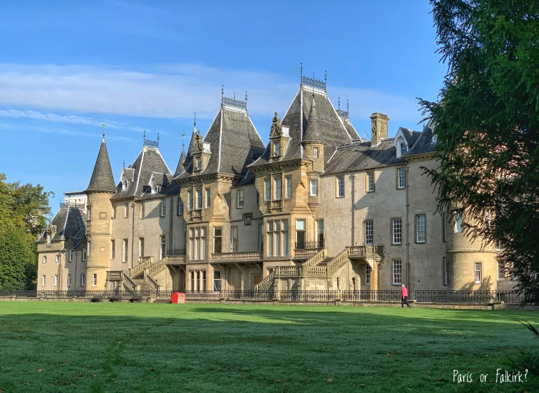 Visit Falkirk, Callendar House & Park