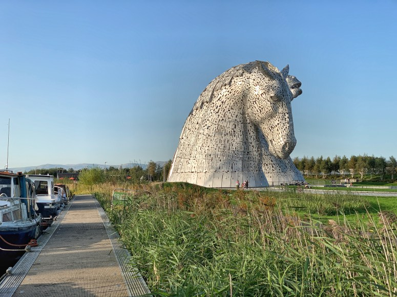 The Kelpies, Visit Falkirk