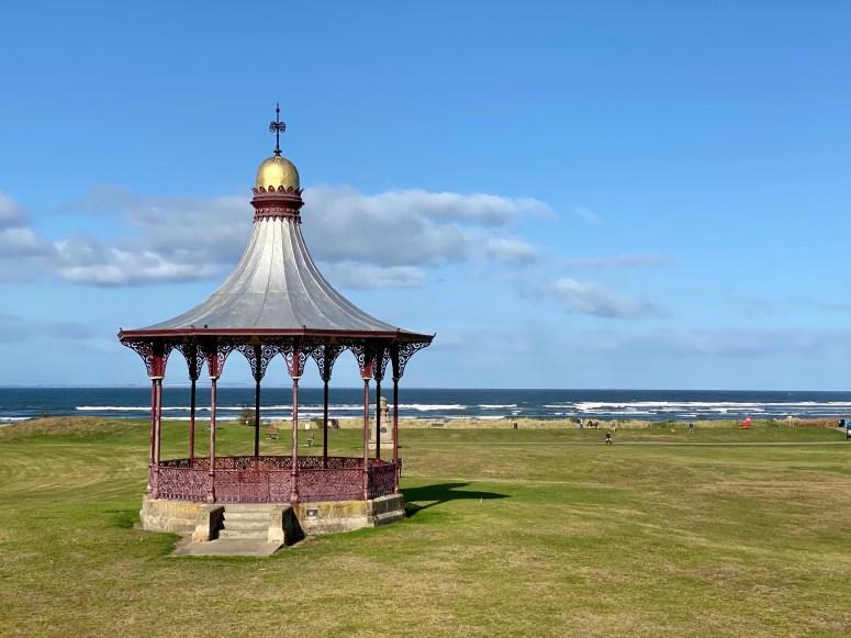 Wallace bandstand Nairn