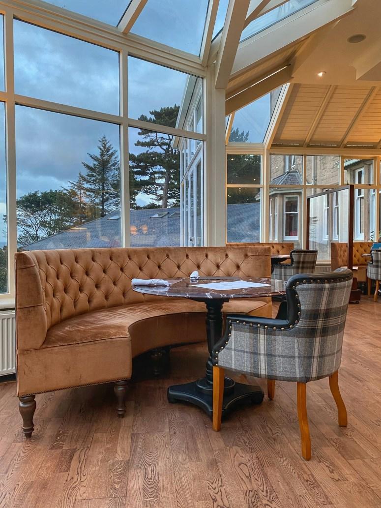 Hickory Restaurant, Nairn