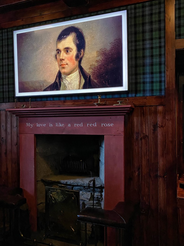 Burns Bar, Whispering Pine Lodge
