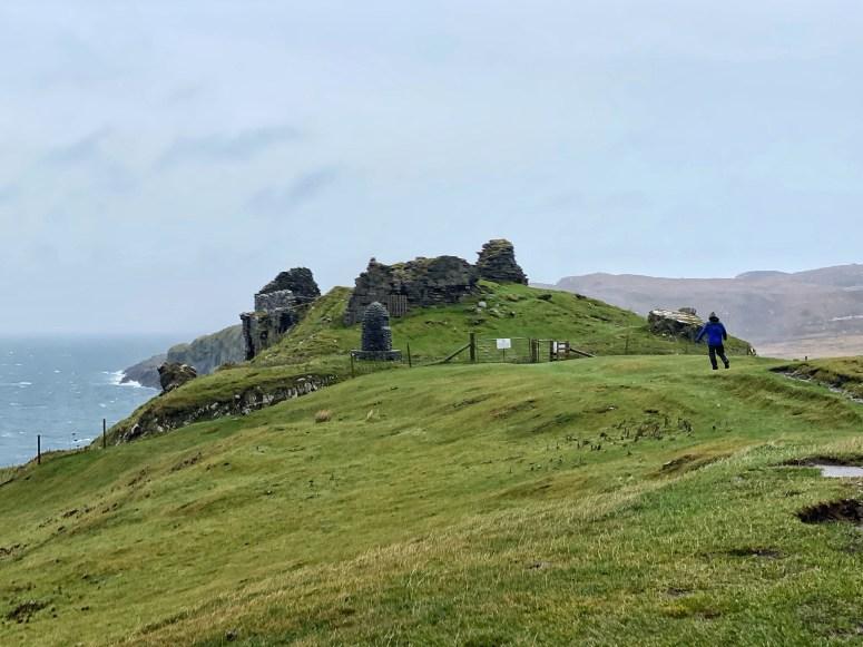 Duntulm Castle Isle of Skye