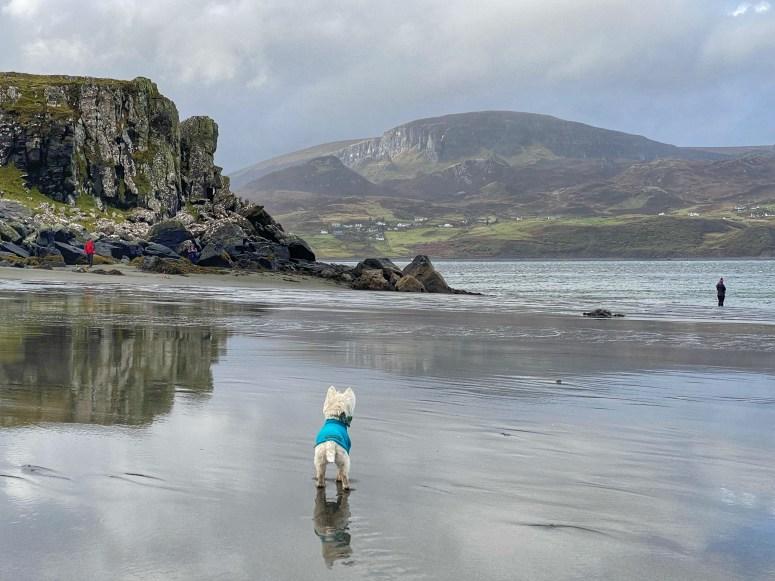 An Corran Beach Isle of Skye