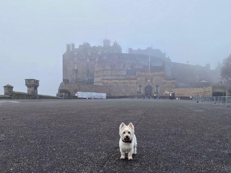 Haar Edinburgh