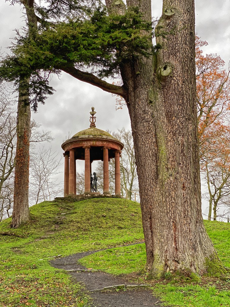 Temple of the Muses, Dryburgh