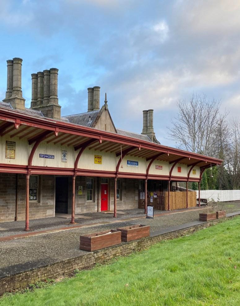 Melrose Station