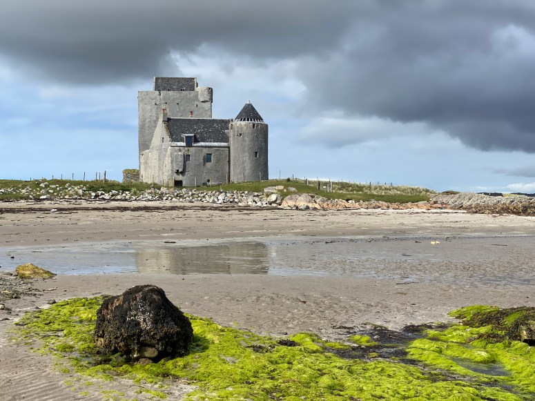 Old Breachacha Castle, Isle of Coll