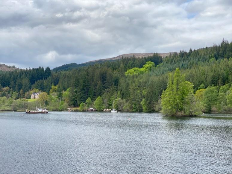 Crannog, Loch Ness
