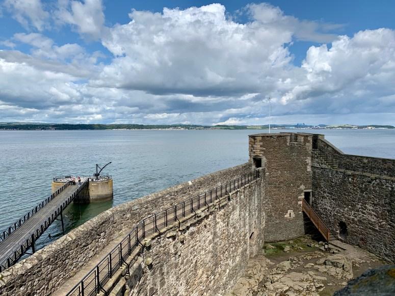 Exploring Falkirk Bo'ness Blackness Castle