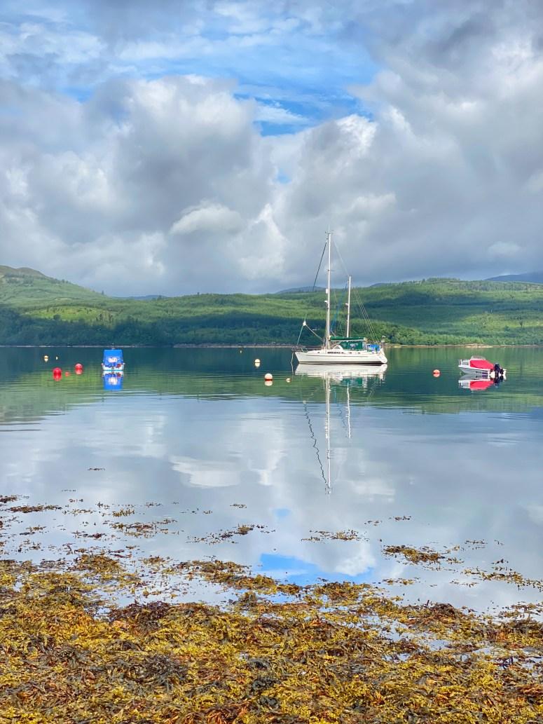 Loch Fyne reflections