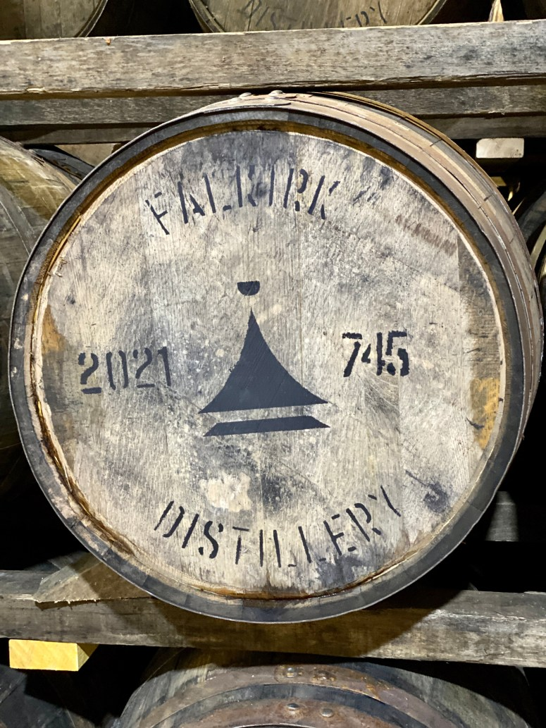 Falkirk Distillery exploring Falkirk Bo'ness