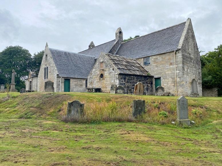 Scottish TV and film locations, Abercorn Church