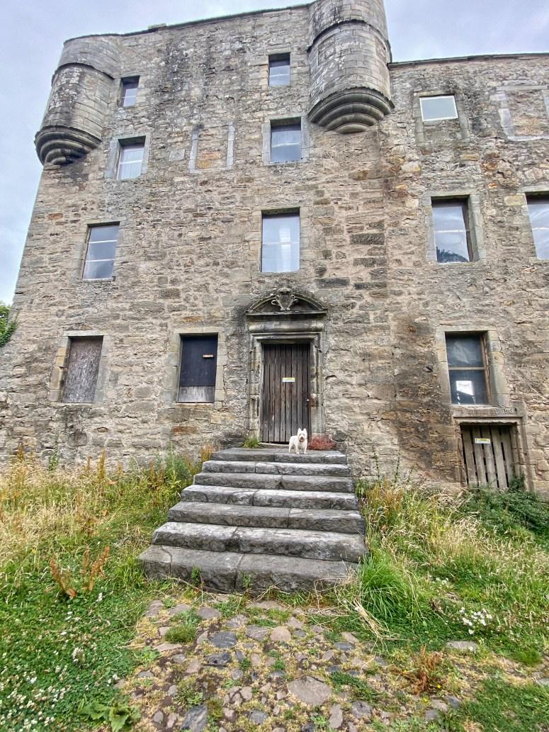 Scottish TV and film locations, Lallybroch