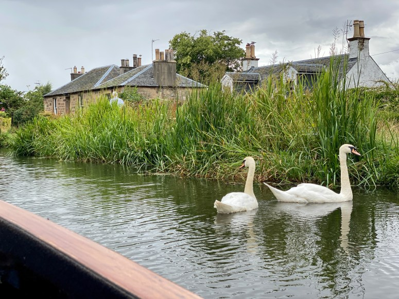 Scottish TV and film locations, Linlithgow Canal Centre
